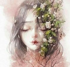 21 Ideas for painting woman face sketch - About Life Woman Sketch, Woman Drawing, Anime Art Girl, Manga Art, Chibi Manga, Face Sketch, Woman Illustration, Diy Tattoo, Pretty Art