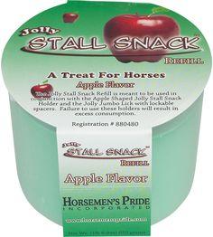 Jolly Stall Snack Horse Treat Refill Apple 1 lb 6.9 oz - Item # 31623