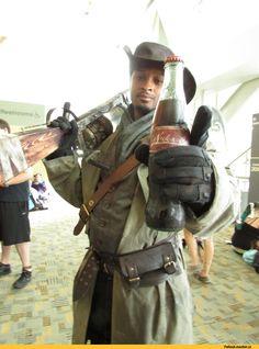 Fallout,Фоллаут,,фэндомы,Fallout Cosplay,Preston Garvey,Fallout персонажи,Fallout компаньоны,
