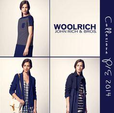 Woolrich Collezione Primavera Estate 2014 - Chirulli.com  Woolrich in questa collezione gioca sui colori sorbetto mescolati con tonalità neutre classiche come il blu marino, il tabacco, il bianco declinati su modelli primaverili come tessuti rigati in lino e in cotone, in varianti di grafica vichy e fantasia check. - #spring #summer #collection #style #fashion #men #ss2014 #shopping #moda #woolrich #women  http://bit.ly/1nsWdc1