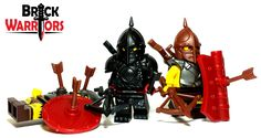 BrickWarriors designs and produces custom Lego compatible helmets,armor, weapons, and accessories. All BrickWarriors toys fit seamlessly with your LEGO minifigures. They offer accessories in a variety of themes, from Greek mythology to sci-fi, and there are new product releases every month.