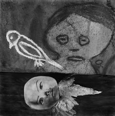 Asylum of the Birds | Image Gallery | Roger Ballen Photography