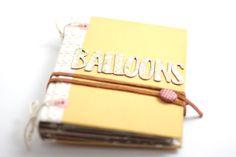 Mini Álbum Balloons