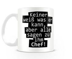 Tasse mit Spruch // quote mug via DaWanda.com