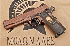 Sig Spartan, love this firearm.