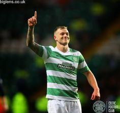 Celtic 2-1 Dundee, 22nd November 2014. Celtic's leading goalscorer this season.