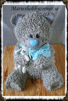 My Teddy Cake!