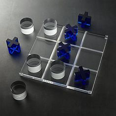 "Best of three. acrylic tic tac toe tabletop game gives old school fun a modern vibe. Clear acrylic board sets the stage for healthy competition while clear ""o""s and blue ""x""s face off. Let the games begin. Sleepover Party Games, Things To Do At A Sleepover, Family Party Games, Fun Sleepover Ideas, Sleepover Activities, Fun Party Games, Slumber Parties, Candy Birthday Cakes, Bff Birthday Gift"