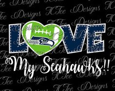 Check out our seattle seahawks svg selection for the very best in unique or custom, handmade pieces from our shops. Seattle Seahawks Logo, Seattle Football, Detroit Lions Football, Seahawks Football, Vinyl Crafts, Tee Design, Messages, Vector Design, Cricut Ideas