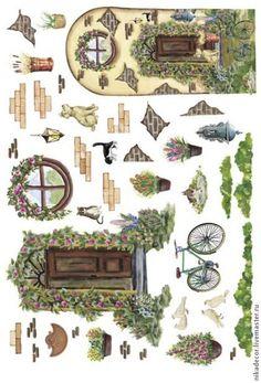 картинки дверей для чайных домиков - Поиск в Google