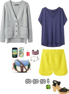 """Go !"" by rockit on Polyvore"
