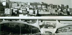 Sergio Musmeci, Basento viaduct in Potenza, Italy 1969.