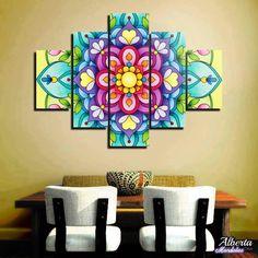 Resultado de imagen para romi lerda mandalas Mandala Art, Mandala Painting, Dot Painting, Copic Drawings, Design Tattoo, Circle Art, Canvas Designs, Art Sketchbook, Islamic Art
