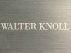 #WalterKnoll: Handwerkliches Geschick trifft Design-Zeitgeist. Jetzt #Designklassiker sichern.
