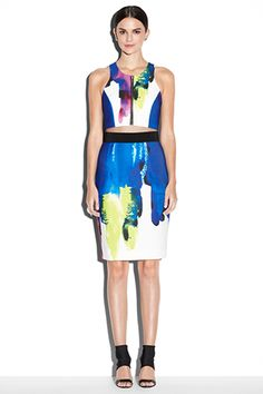 The Perfect Printed Piece To Perk Up Your Work-To-Play Look #refinery29