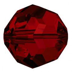 lot 15 perles en cristal de SWAROVSKI  forme disque facette reflets ab diam 7 mm