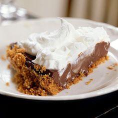 Chocolate-Cream Pie | MyRecipes.com