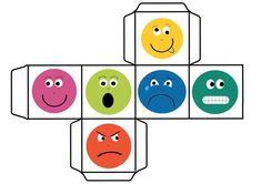 Educación para las Emociones jugamos con otro DADO DE LAS EMOCIONES 2 Emotions Preschool, Emotions Activities, Preschool Crafts, Preschool Activities, Teaching Kids, Teaching Resources, English Activities, Montessori Materials, Feelings And Emotions