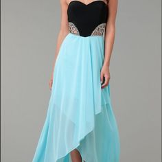 Cut Out Prom Homecoming Or Junior Formal Dress