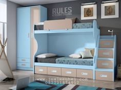 Take a look at this remarkable bedroom furniture list - what an innovative version Childrens Bedrooms Boys, Cool Kids Bedrooms, Kids Bedroom Sets, Shared Bedrooms, Kids Bedroom Furniture, Childrens Room Decor, Cute Bedroom Ideas, Bedroom Decor, Modern Furniture