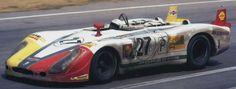 1970 3rd: 908/01 LH Spyder (3.0F8) #27 Rudi Lins/Helmut Marko