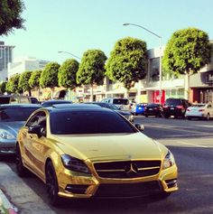 Gold Mercedes #Selection #By #Goldaia