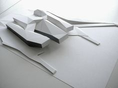 Xian World Horticultural Fair (architectural model) by Plasma Studio