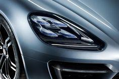 Porsche Panamera Sport Turismo concept light