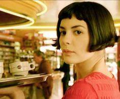 Amélie Poulin, café des deux moulins, Montmartre