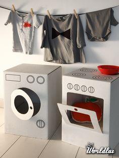 Kreatywne zabawki z kartonu - Na sklepowych półkach pojawiają się coraz wymyślniejsze i droższe zabawki.... - WorldLux.pl - uwolnij marzenia - Nowości ze świata luksusu