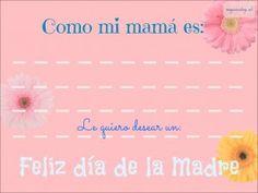 Cartas Dia de la Madre
