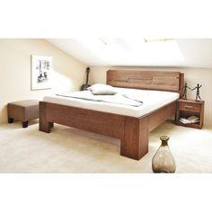 MANHATTAN 3 postel - masivní buk | SNOOZE značkové spaní Manhattan, Bed, Furniture, Design, Home Decor, Decoration Home, Stream Bed, Room Decor, Home Furnishings