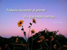 Crush Quotes, Love Quotes, Sad Love, Love You, Quotes En Espanol, Tumblr Love, Love Phrases, Spanish Quotes, Love Messages