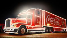 """The Coca-Cola Christmas Truck"", pinned by Ton van der Veer"