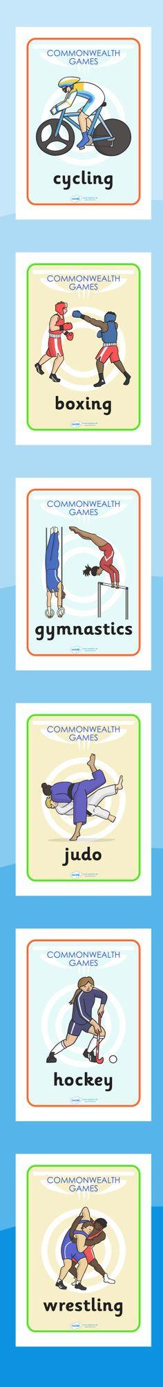 Commonwealth Games Fakta Infografik   Sjove billeder   Pinterest ...