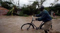 El huracán Matthew azotó a Bahamas y ahora se dirige a Florida - RPP Noticias