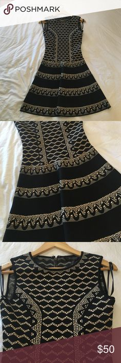 BCBG XS Dress Insanely gorgeous and thick material!! NWOT!! BCBG Dresses