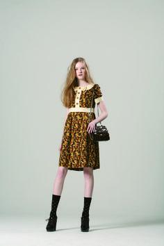 Orla Kiely Autumn Winter 2009 Lookbook
