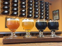 Your map to huge collections of craft beers in Las Vegas outside the brewery