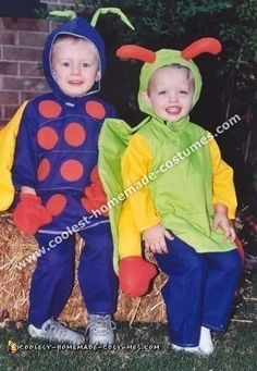 Costumes homemade adults bug for