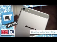 É um tablet? É um smartphone? Não, é o Lenovo PHAB! - YouTube