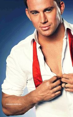 Why can't guys be this hot and not famous?Channing Tatum.
