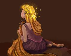 Image shared by Find images and videos about rapunzel, tangled and disney princess on We Heart It - the app to get lost in what you love. Disney Pixar, Rapunzel Disney, Disney Amor, Tangled Rapunzel, Disney Films, Disney Fan Art, Disney And Dreamworks, Disney Animation, Disney Magic