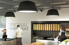 Conheça o projeto do supermercado sem embalagem descartável