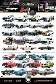 muscle car - Buscar con Google