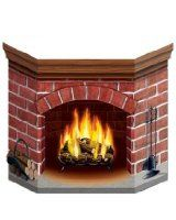 8 Best Fireplace Images On Pinterest Paper Envelopes Party Themes