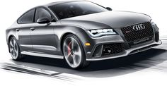 Audi Reveals the 2015 RS7 Dynamic Edition