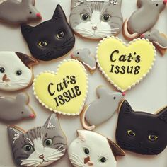 kitty cookies                                                                                                                                                                                 More