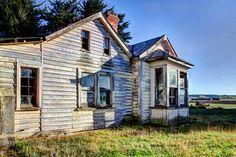 Abandoned.......haunted - Milton, Otago, New Zealand   Flickr - Photo Sharing!