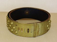 WW1 Dog Collar